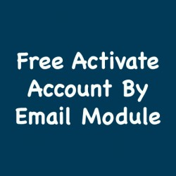 Free Activate Account By Email